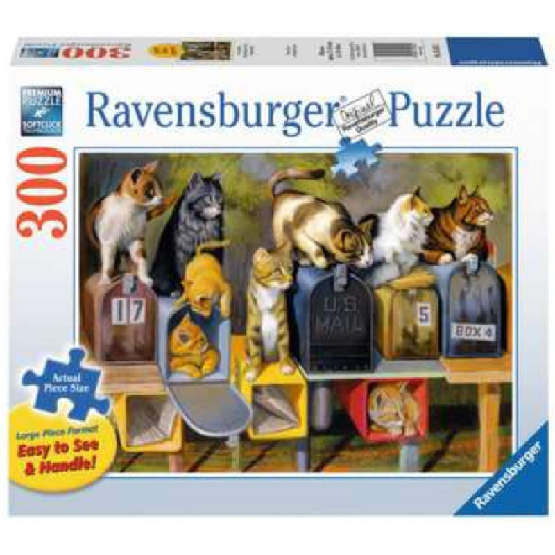 Ravensburger Cat's Got Mail