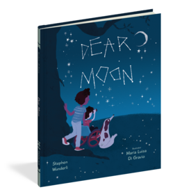 Workman Publishing Dear Moon