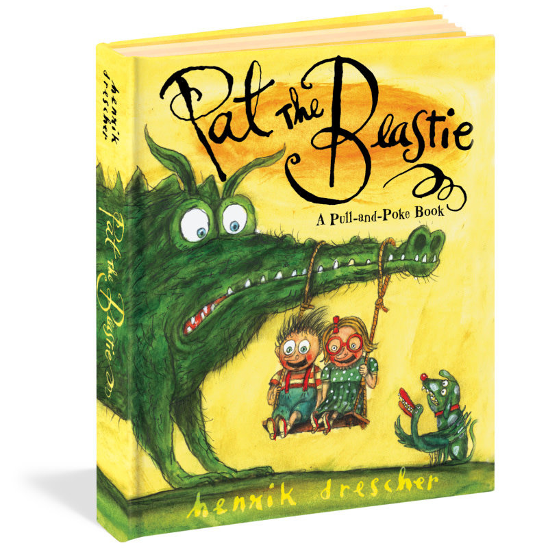 Workman Publishing Pat the Beastie