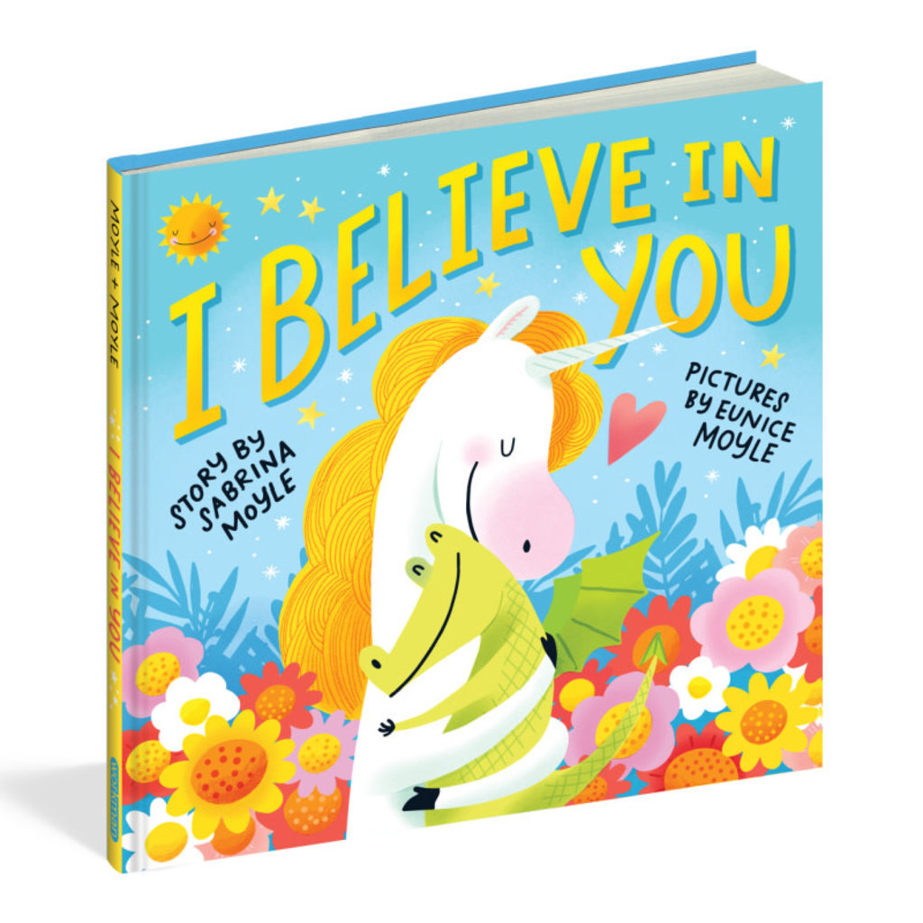 Workman Publishing I Believe in You