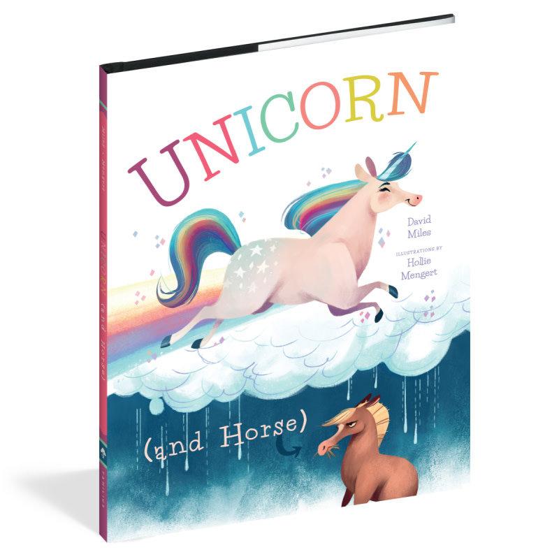Workman Publishing Unicorn (and Horse)