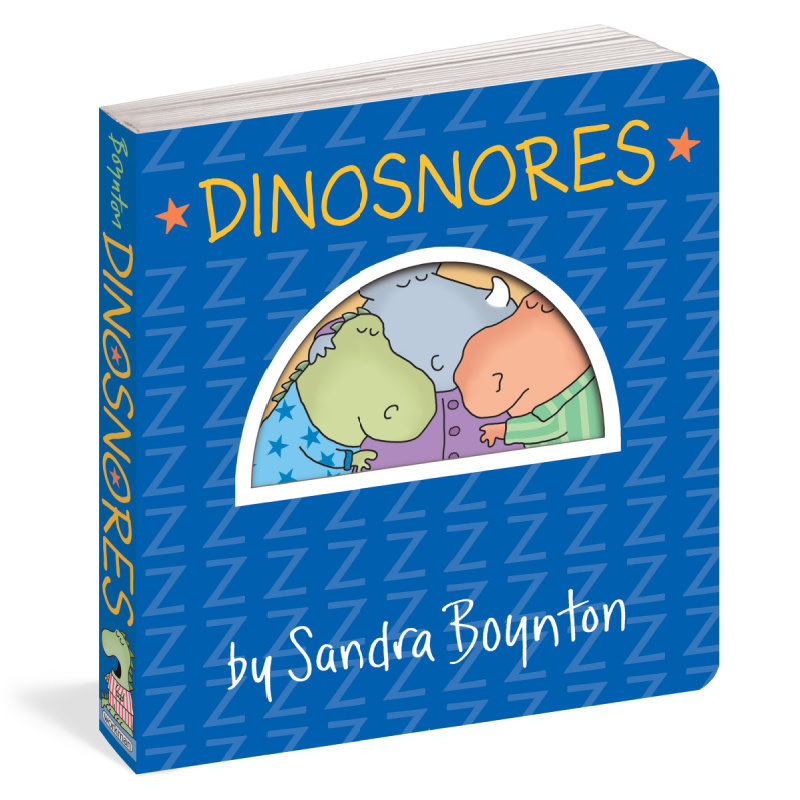 Workman Publishing Boynton | Dinosnores