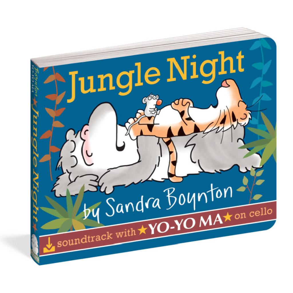 Workman Publishing Boynton   Jungle Night
