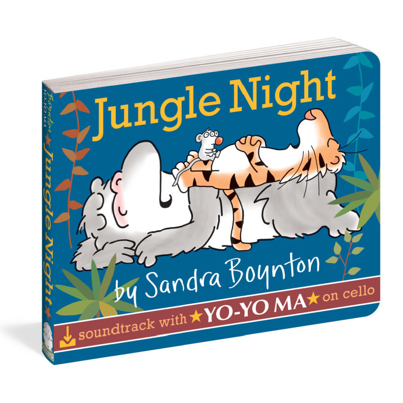 Workman Publishing Boynton | Jungle Night
