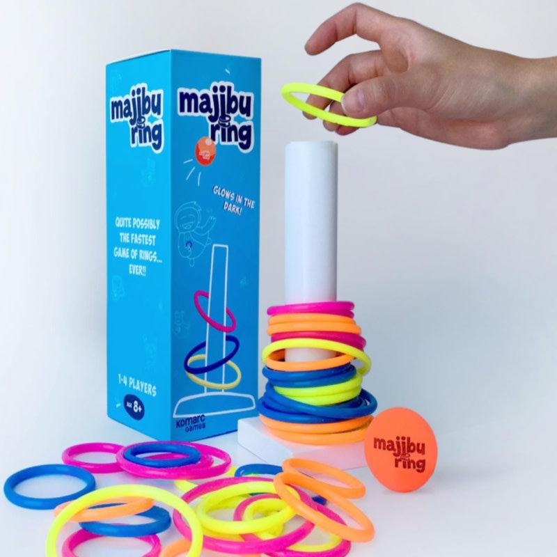 Komarc Games Majibu Ring