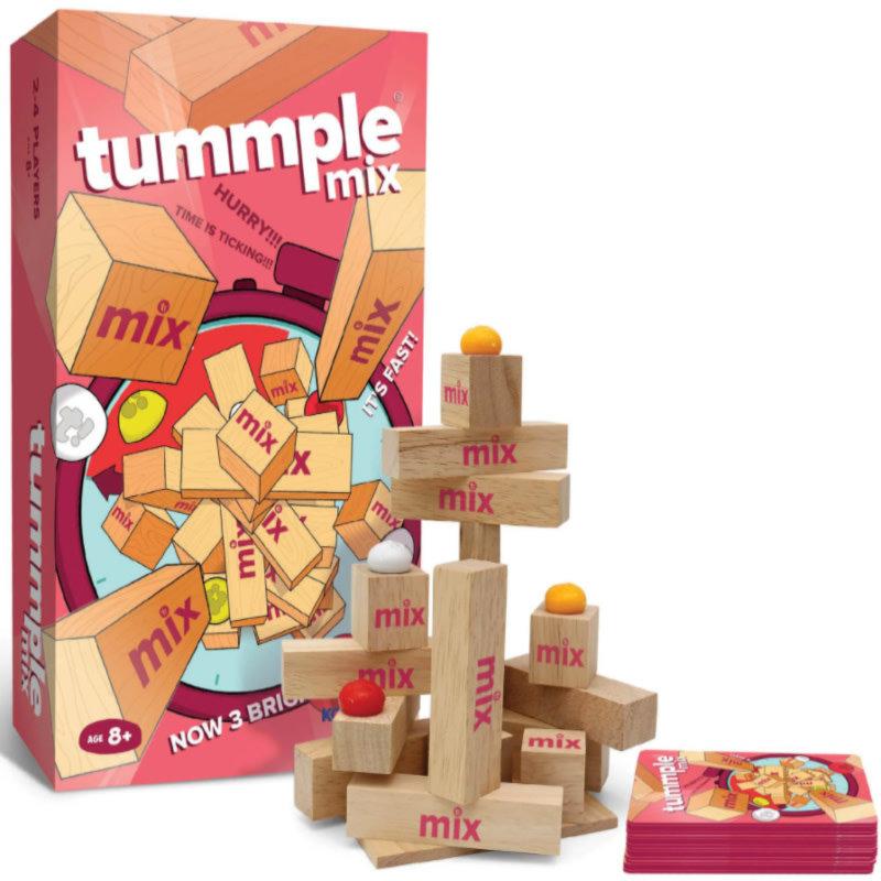 Komarc Games Tummple Mix
