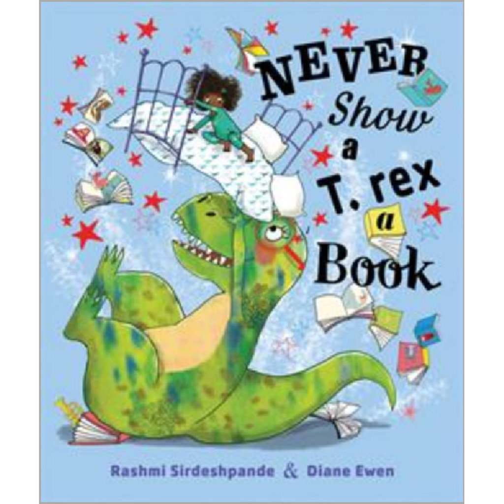 Kane Miller Never Show a TRex a Book