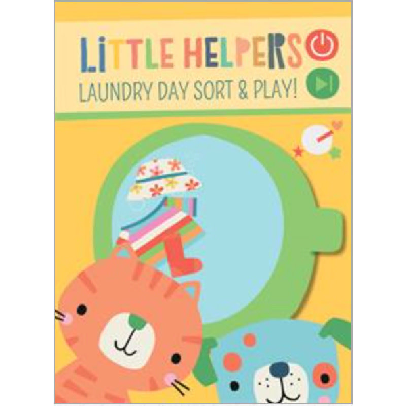 Kane Miller Laundry Day Sort & Play
