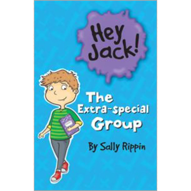 Kane Miller Hey Jack! | The Extra-Special Group