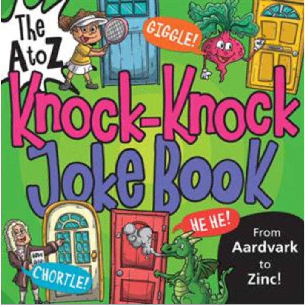 Kane Miller A to Z Knock-Knock Joke Book