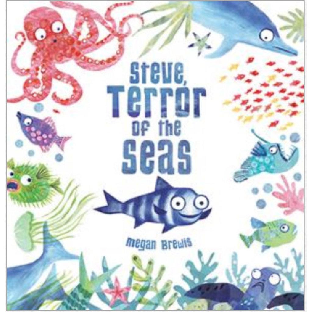 Kane Miller Steve, Terror of the Seas