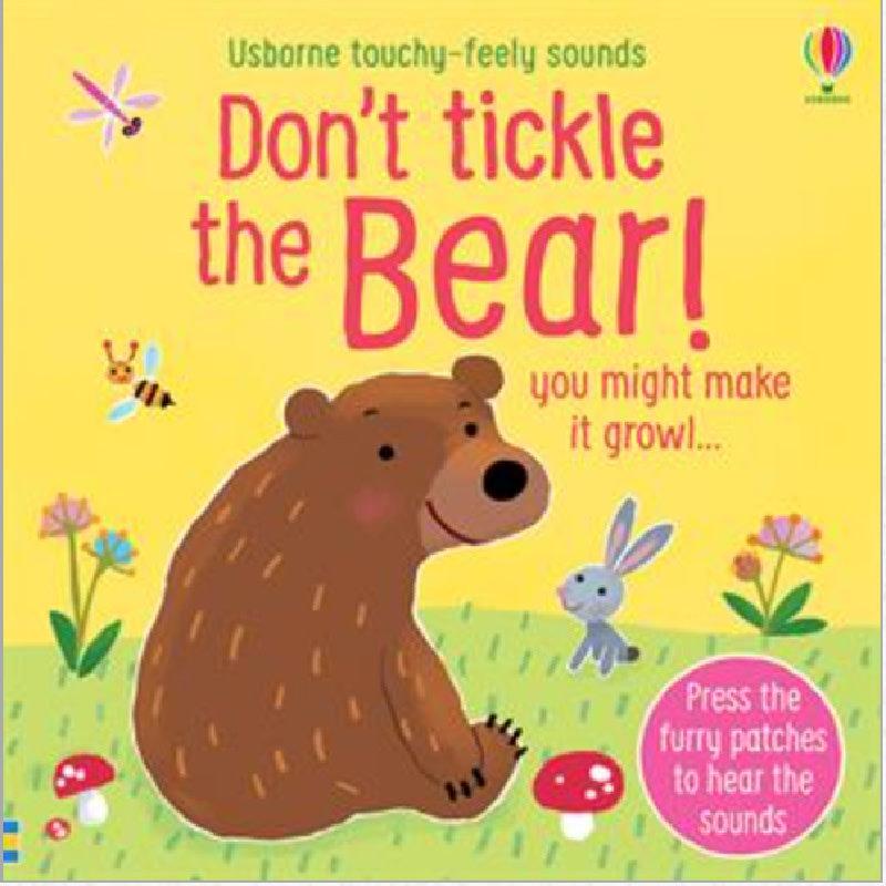 Usborne Don't Tickle the Bear