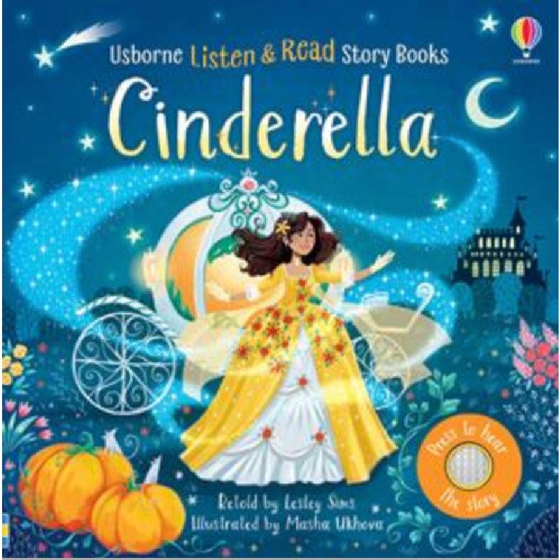 Usborne Listen & Read Cinderella