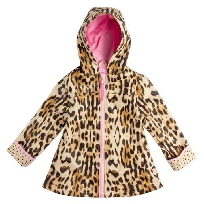 Stephen Joseph Raincoat | Leopard