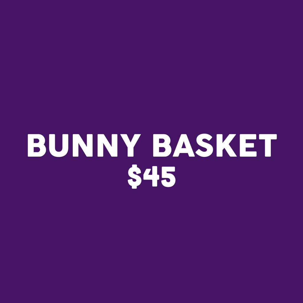 2021 Bunny Basket