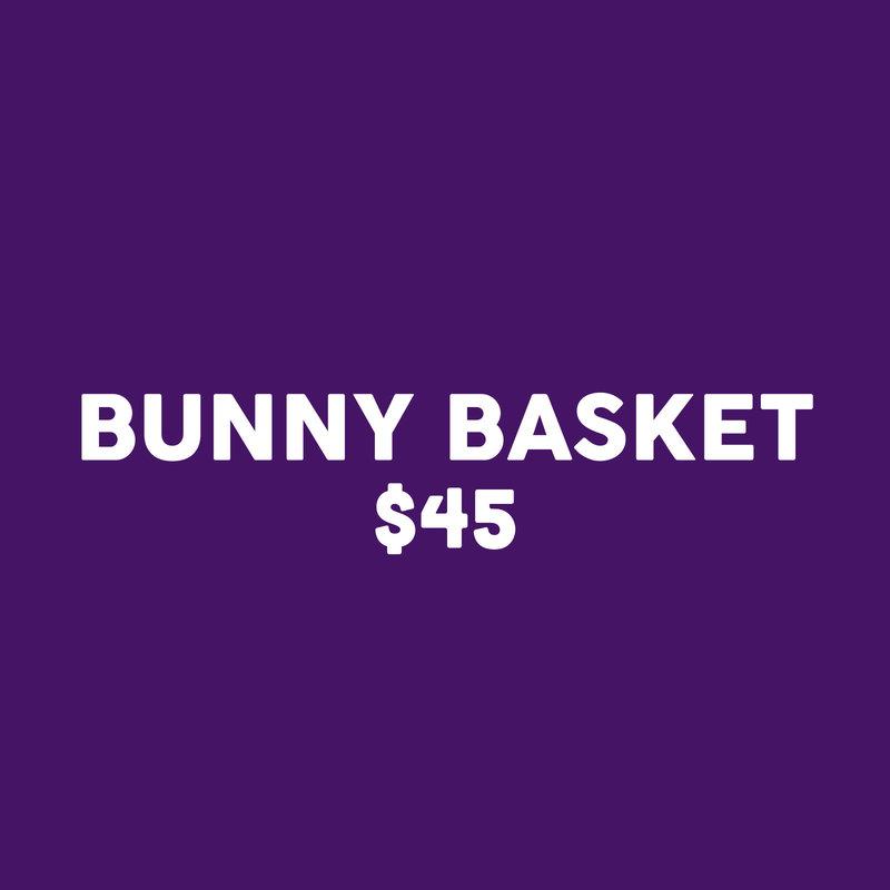 Whimzy 2021 Bunny Basket
