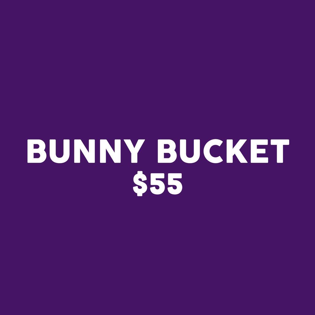 2021 Bunny Bucket