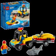 LEGO® City Great Vehicles   Beach Rescue ATV