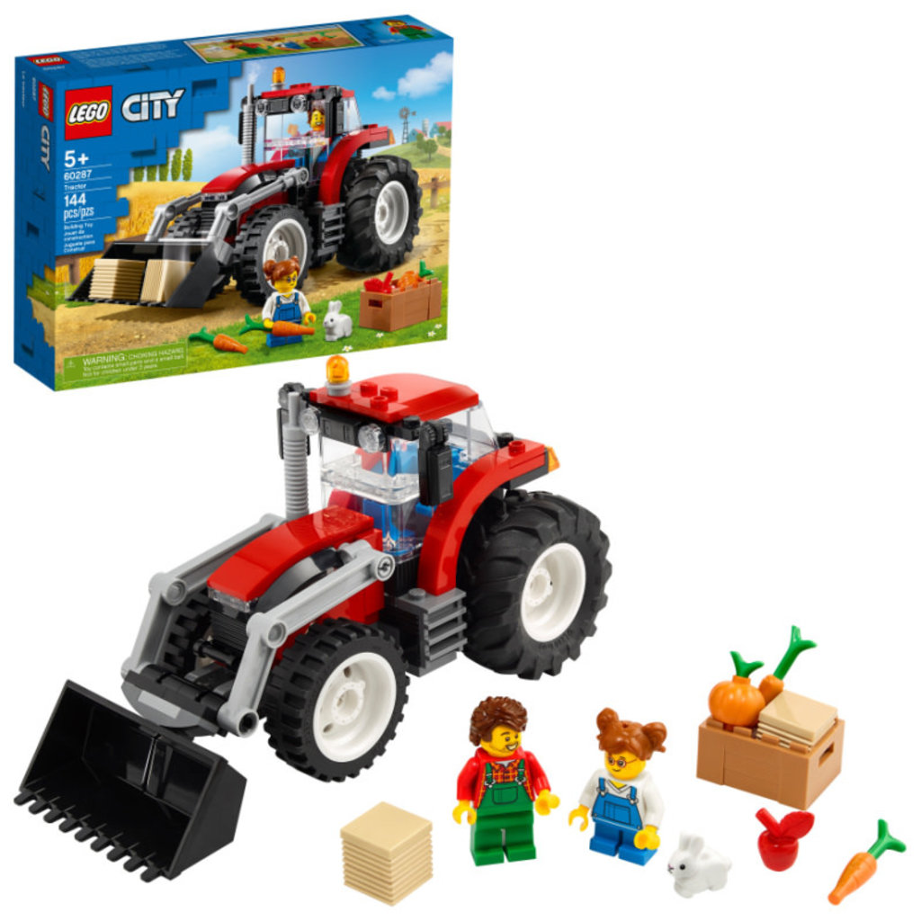 LEGO® City Great Vehicles | Tractor