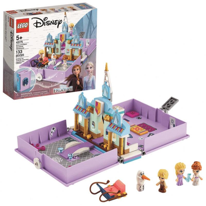 LEGO® Disney Princess | Anna and Elsa's Storybook Adventures