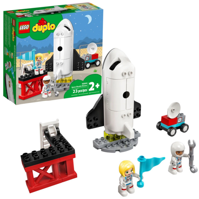 LEGO® DUPLO Town | Space Shuttle Mission