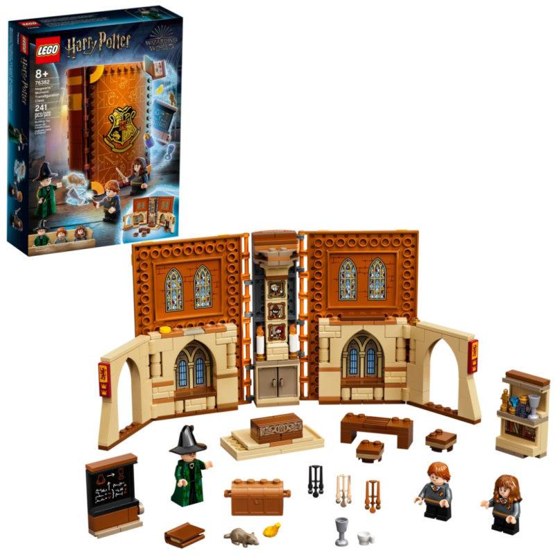 LEGO® Harry Potter™ | Hogwarts™ Moment: Transfiguration Class