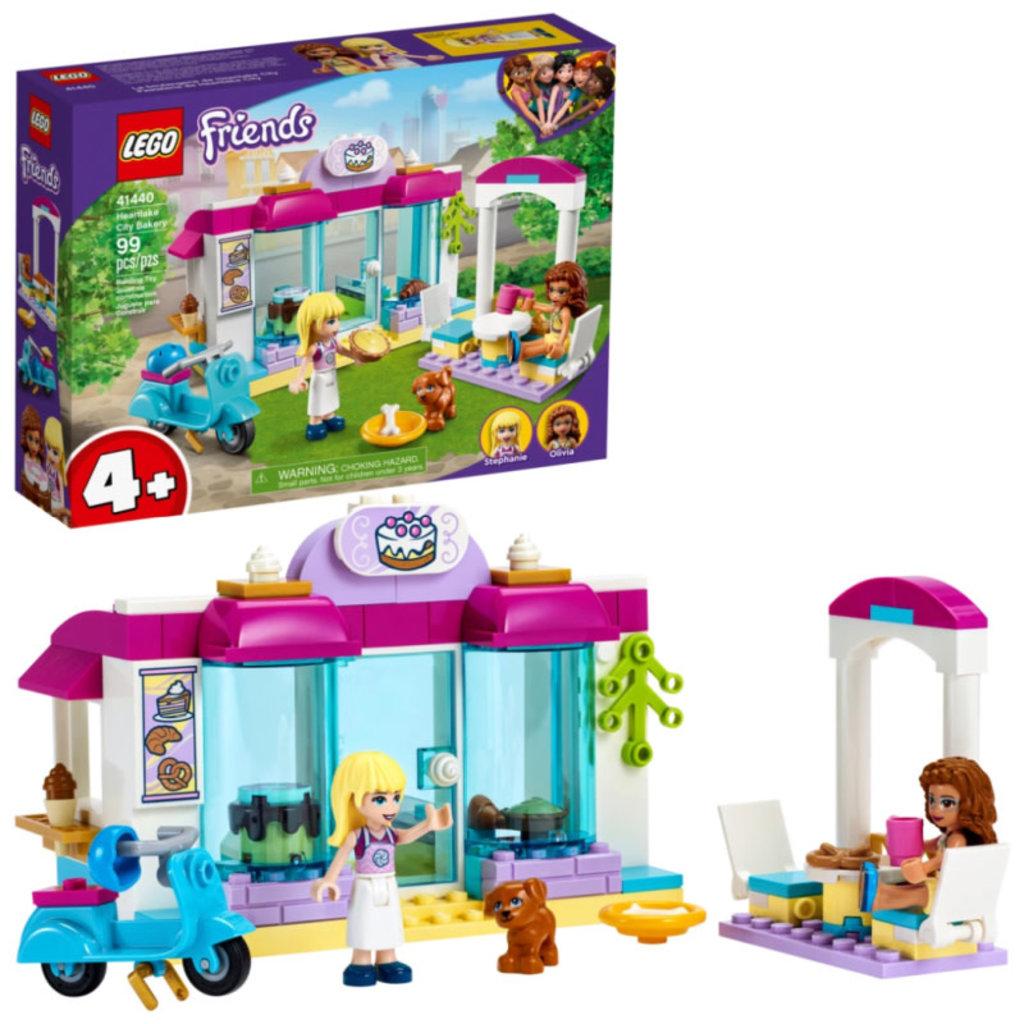 LEGO® Friends | Heartlake City Bakery