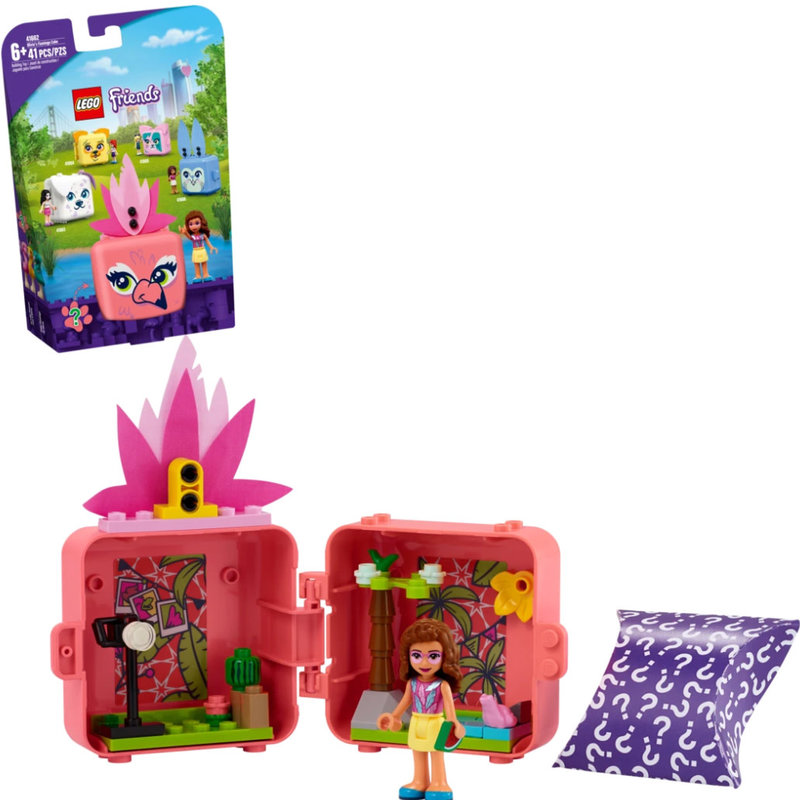 LEGO® LEGO Friends | Olivia's Flamingo Cube
