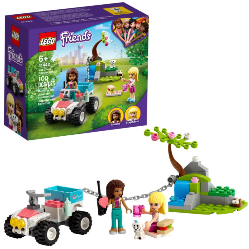 LEGO® LEGO Friends | Vet Clinic Rescue Buggy