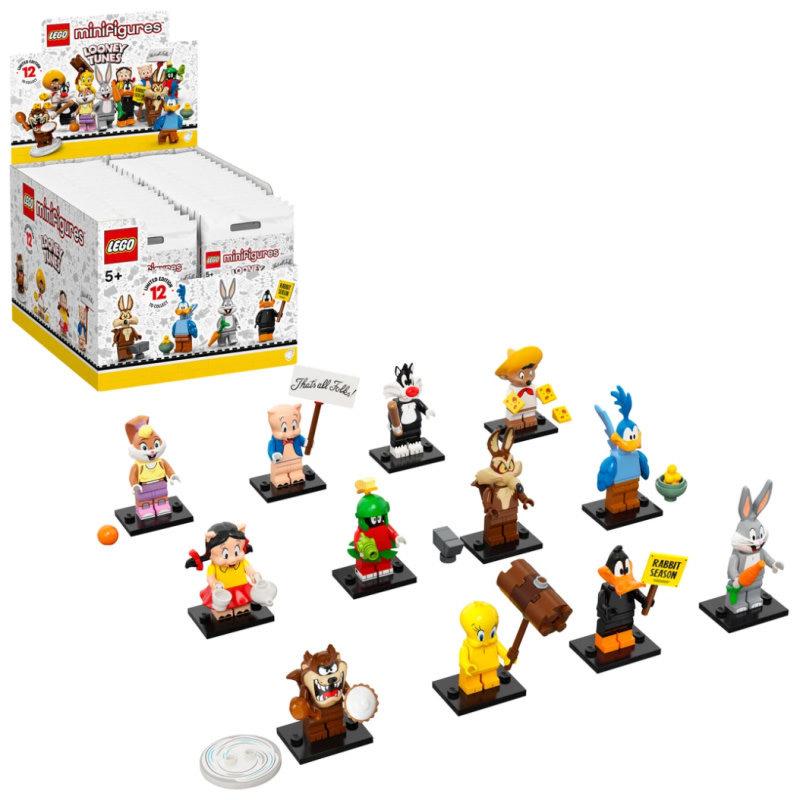 LEGO® LEGO Mini Figures   Looney Tunes™ Minifigures