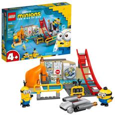 LEGO® Minions | Minions in Gru's Lab
