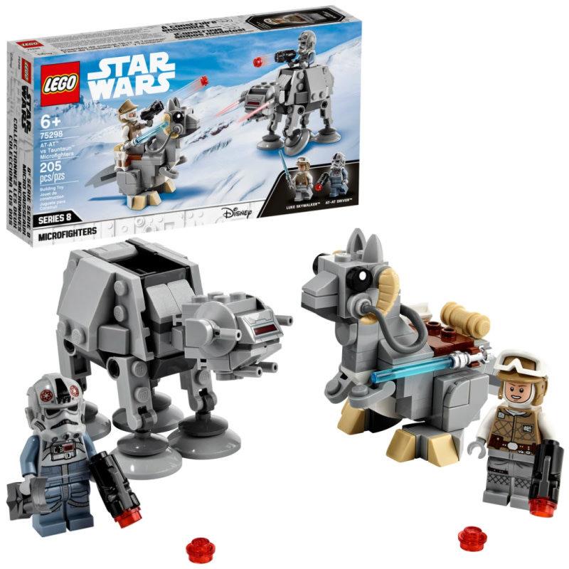 LEGO® Star Wars™ | AT-AT™ vs. Tauntaun™ Microfighters