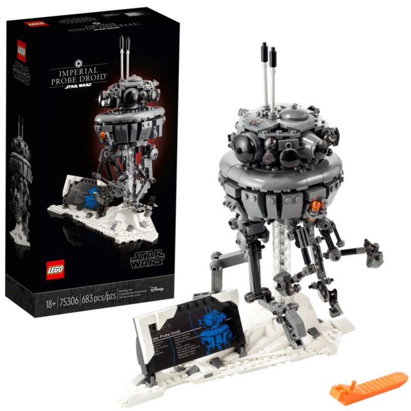 LEGO® Star Wars™ | Imperial Probe Droid™