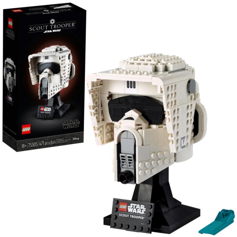 LEGO® Star Wars™ | Scout Trooper™ Helmet