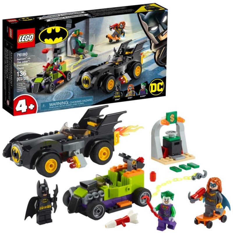 LEGO® Super Heroes | Batman™ vs. The Joker™: Batmobile™ Chase