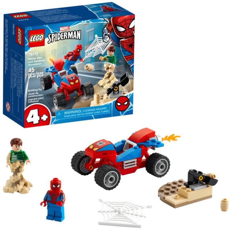 LEGO® Super Heroes | Spider-Man and Sandman Showdown