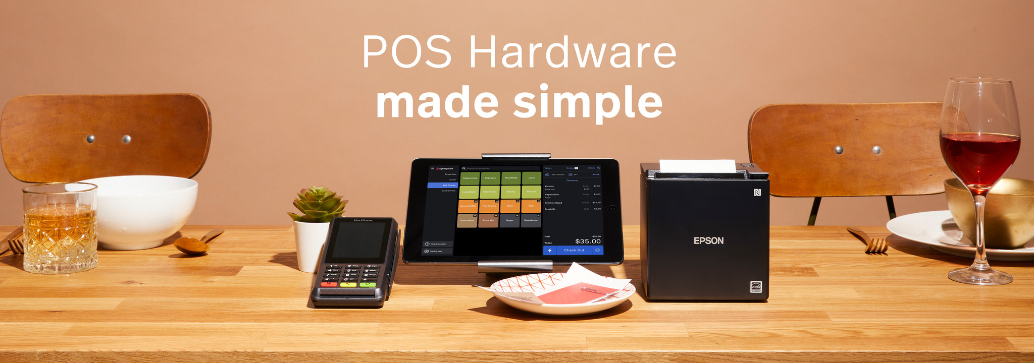POS Hardware made simple