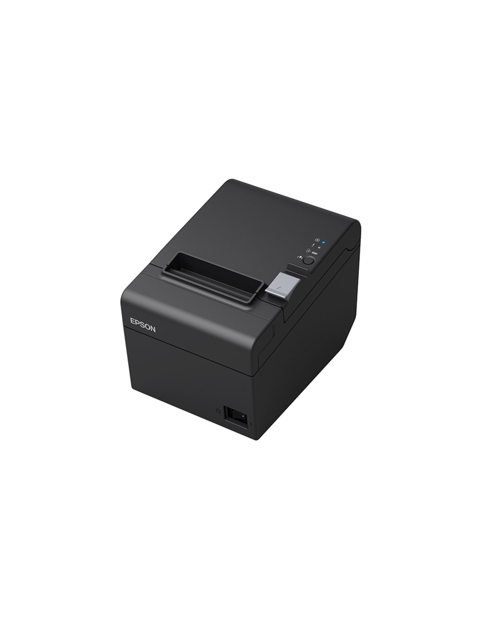 Epson EPSON TM-T82III ETH/USB PSU BLK INC IEC CBL