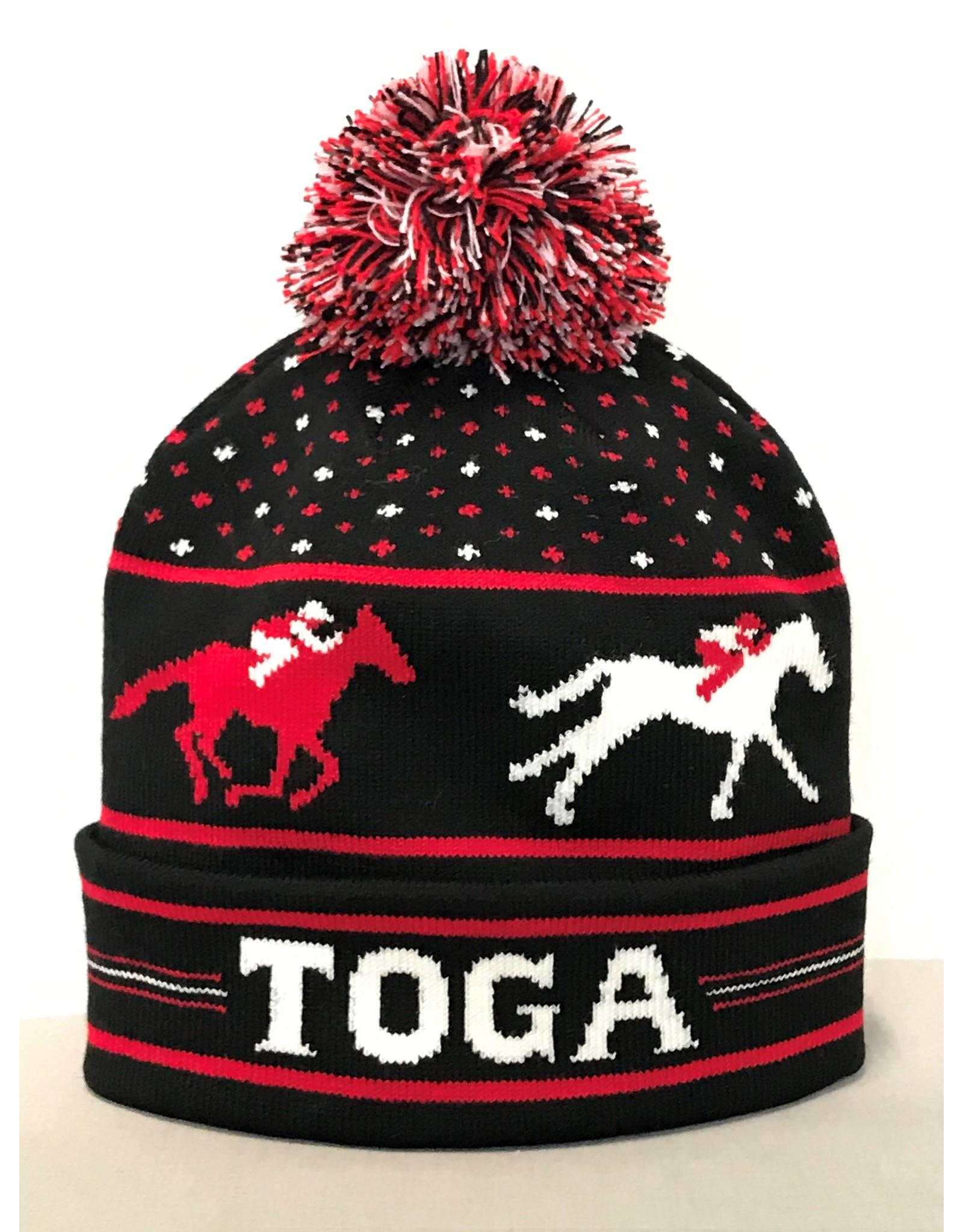 Knitch Toga beanie race horse