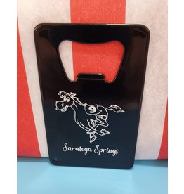 4AllPromos Saratoga  Credit Card Bottle