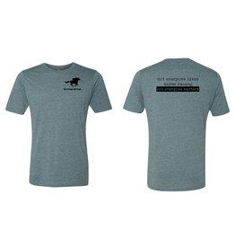 Tee Shirt - Not Everyone Likes Horse Racing
