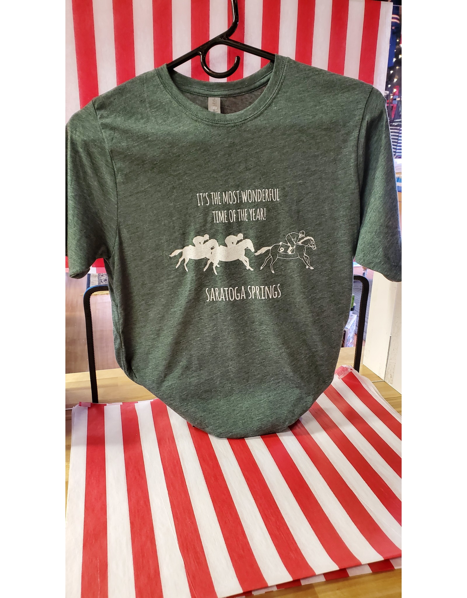 Tailgate and Party Original Tee Shirt - It's The Most Wonderful Time of the Year