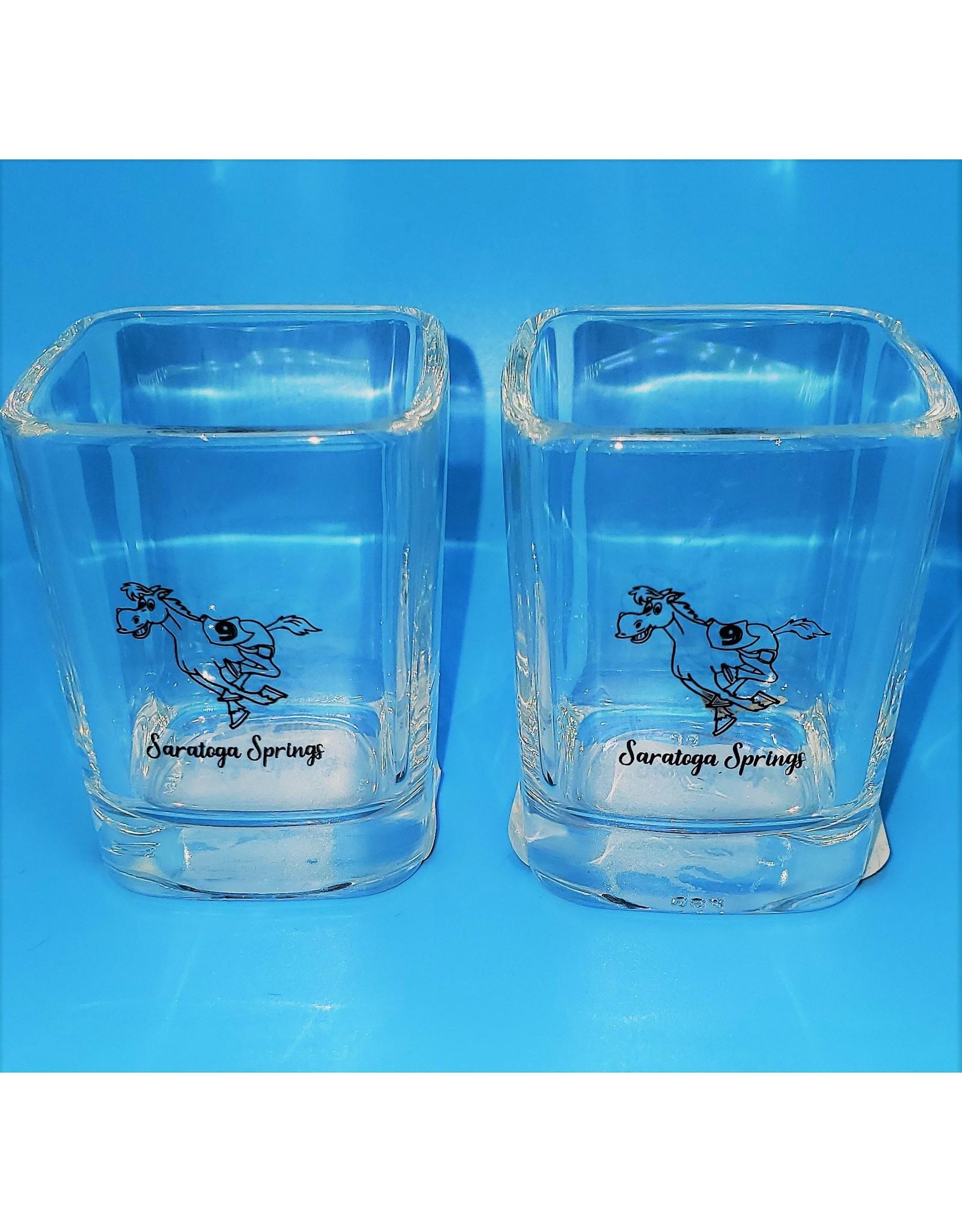 4AllPromos Shot Glass Square Custom
