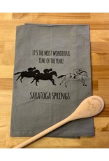 Tailgate and Party Original Dishtowel It's The Most Wonderful Time of the Year