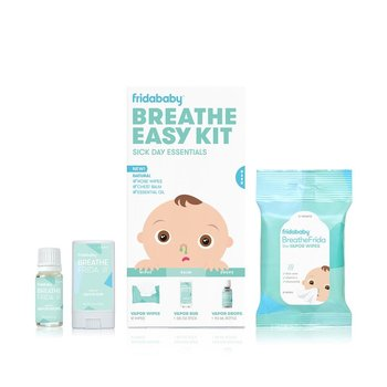 FridaBaby Fridababy Breathe Easy Kit