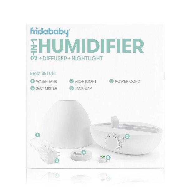 FridaBaby BreatheFrida 3-in1 Humidifier