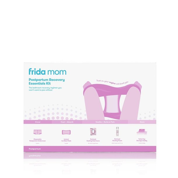 FridaBaby Post-Partum Essentials Recovery Kit