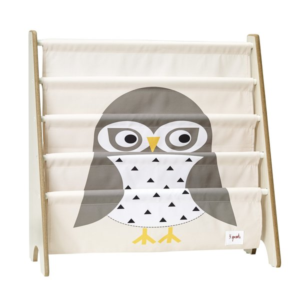 3Sprouts Book Rack