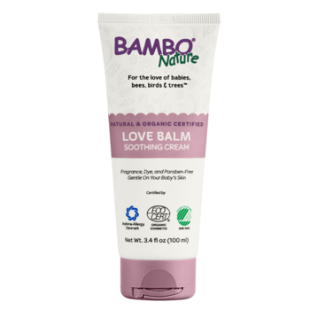 Bambo Nature Baby BN Love Balm Soothing Cream - 3.4oz