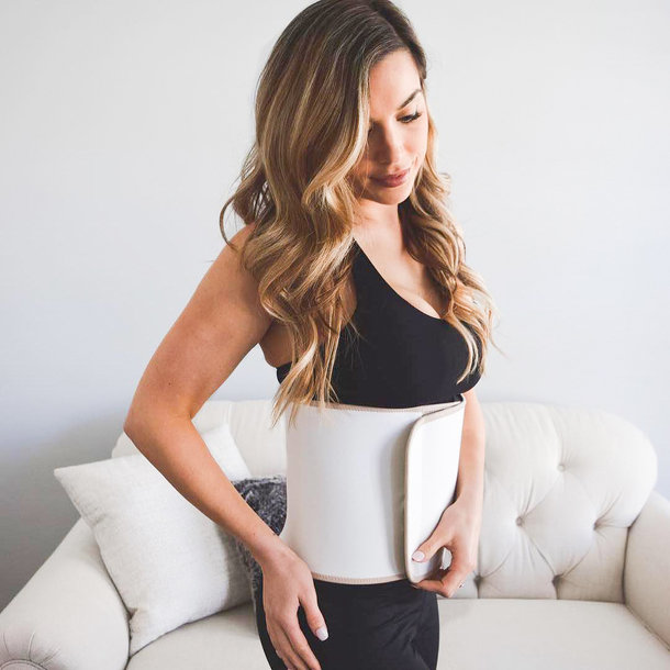 Belly Bandit Post Partum Bamboo Belly Wrap